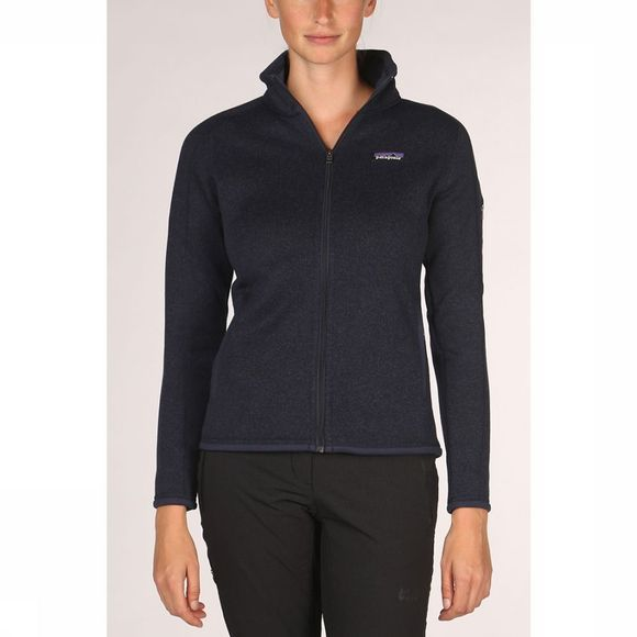 Patagonia Better Sweater Fleecevest Dames Donkerblauw