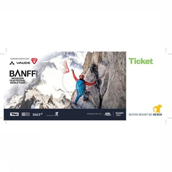 Banff Banff Ticket Den Haag Omni-Centrum LourdesKerk - 12 april 2019 Geen kleur