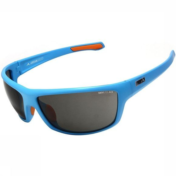 Altitude Eyewear Zonnebril Gravity Blue/orange Blauw