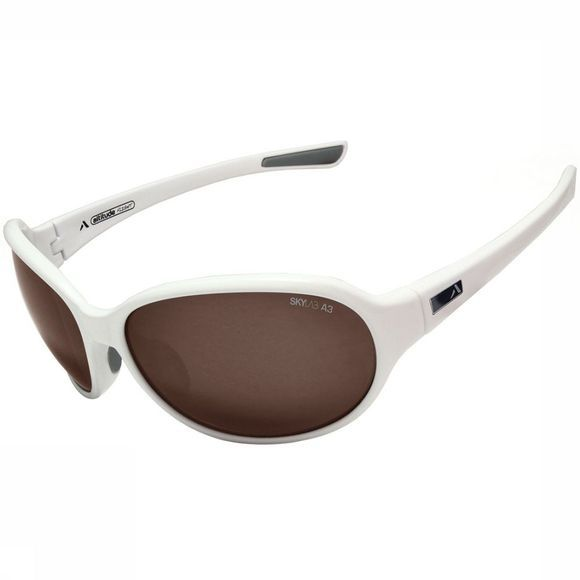Altitude Eyewear Zonnebril Flight White Wit