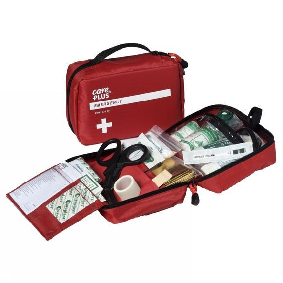 Care Plus First aid kit Emergency Geen kleur