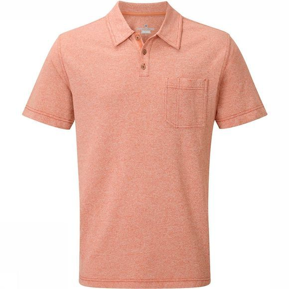 Royal Robbins Royal Polo Donkerrood