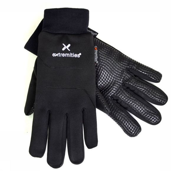 Extremities Insulated WP Sticky Power Liner Handschoen Zwart