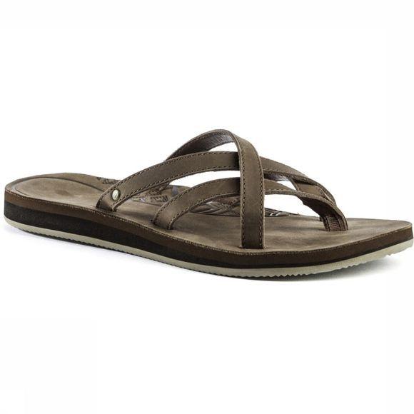 dames slippers teva