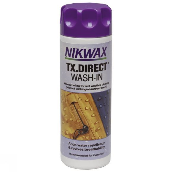 Nikwax Nikwax TX. Direct Wash-in 300ml  Geen kleur