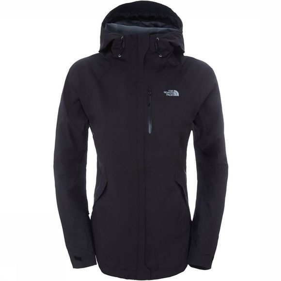 The North Face Dryzzle Jas Dames Zwart