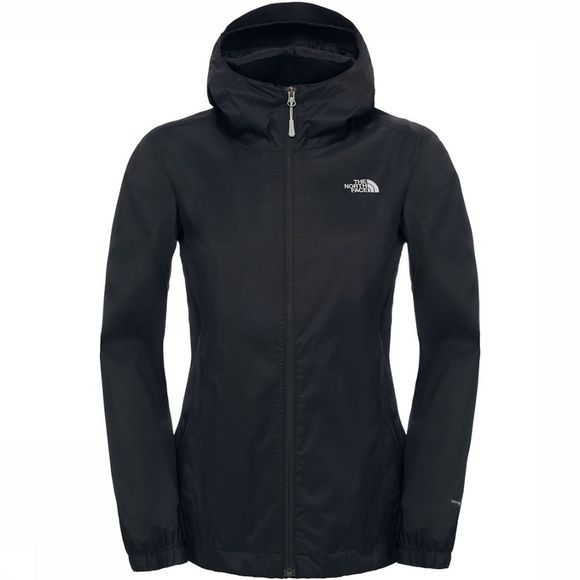 The North Face Quest Jas Dames Zwart