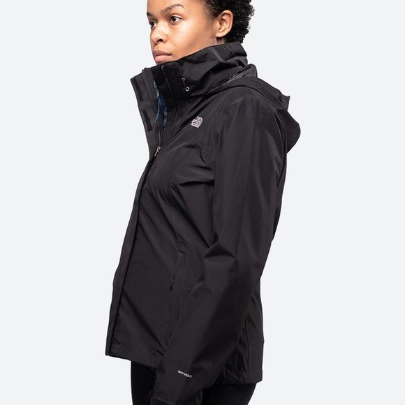 The North Face Sangro Jas Dames Zwart