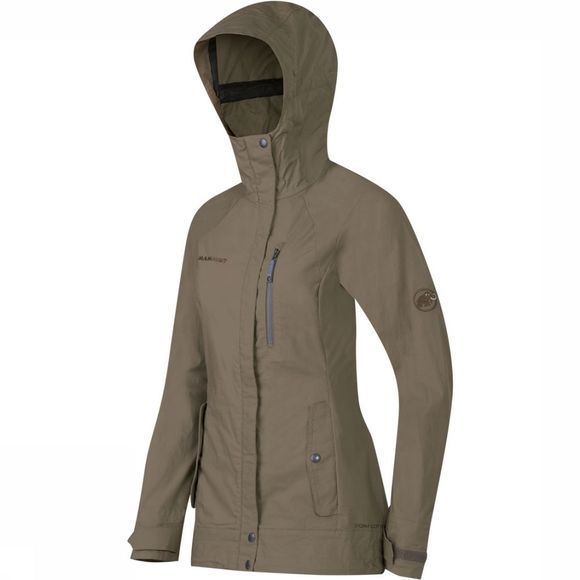 Trovat Guide SO Hooded Jas Dames