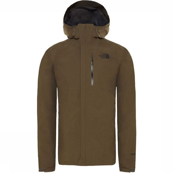 The North Face Dryzzle Jas Donkerkaki