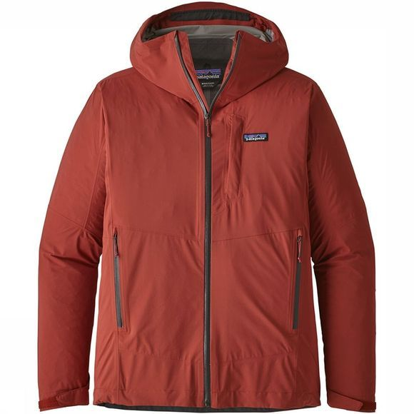 Patagonia Stretch Rainshadow Jas Roest
