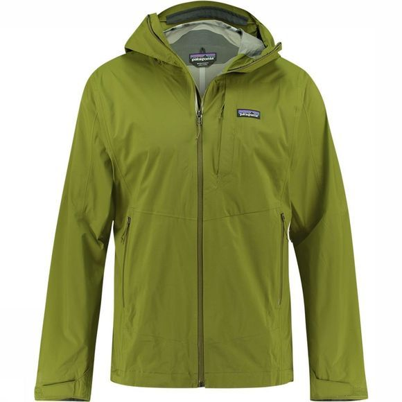 Patagonia Stretch Rainshadow Jas Middengroen