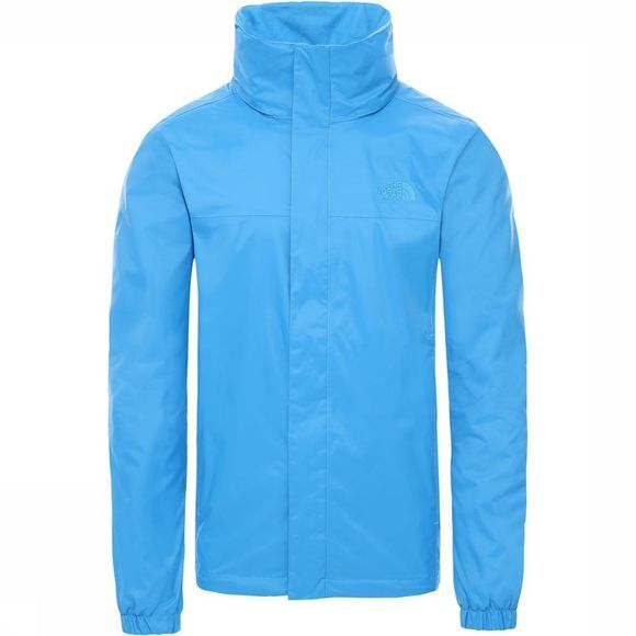 The North Face Resolve 2 Jas Middenblauw/Blauw