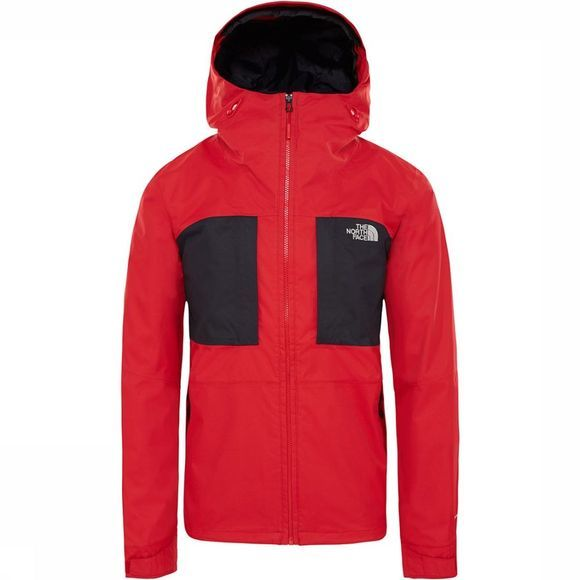 The North Face Purna 2L Jas Rood/Zwart