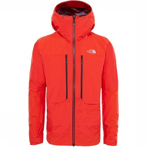The North Face Summit L5 Gore-Tex Pro Jas Donkerrood