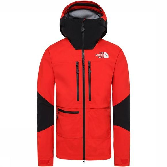 The North Face Summit L5 FutureLight Jas Donkerrood/Zwart