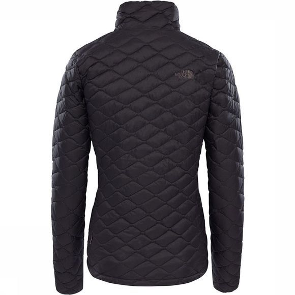 The North Face Thermoball Jas Dames Zwart