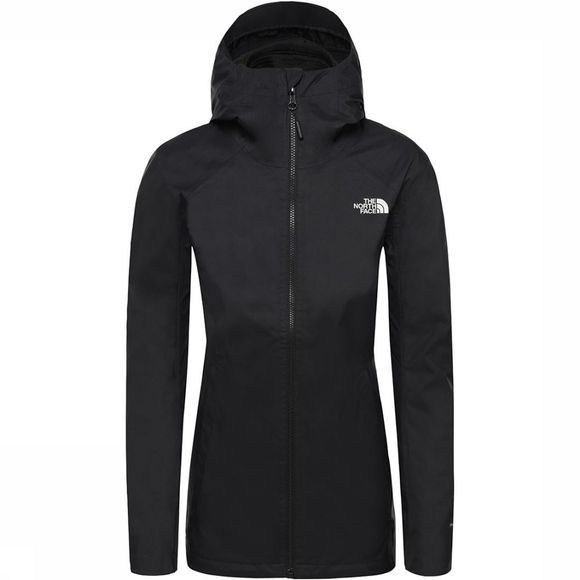 The North Face Quest Triclimate 3-in-1 Jas Dames Zwart
