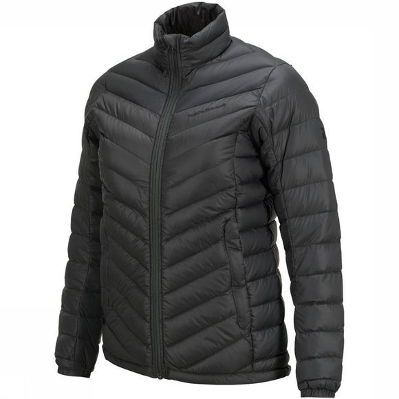 Peak Performance Frost Down Liner Jas Dames Donkergroen