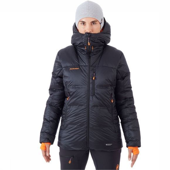 Mammut Eigerjoch Pro In Hooded Jas Dames Zwart