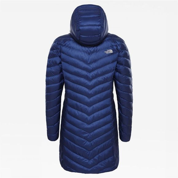 The North Face Trevail Parka Dames Donkerblauw