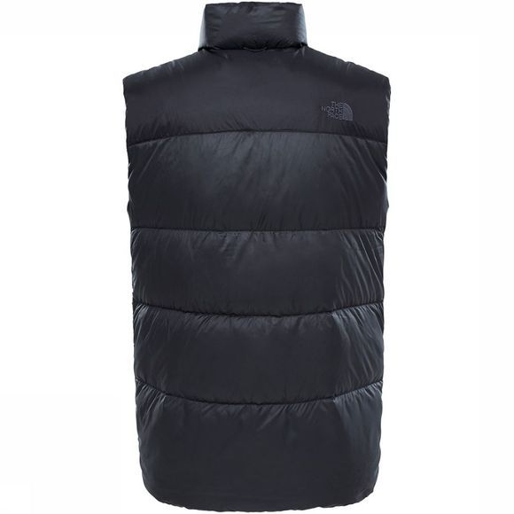 The North Face Nuptse III Zip-in-Bodywarmer Zwart