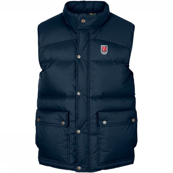 Fjällräven Expedition Down Lite Bodywarmer Marineblauw