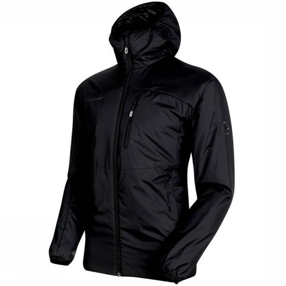 Mammut Runbold Advanced In Hooded Jas Zwart