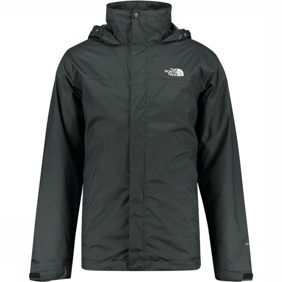 The North Face Evolve II Triclimate 3-in-1 Jas Zwart