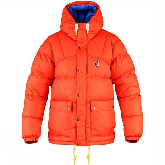 Fjällräven Expedition Down Lite Parka Oranje