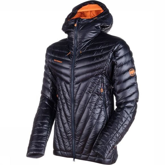 Mammut Eigerjoch Advanced In Hooded Jas Donkerblauw