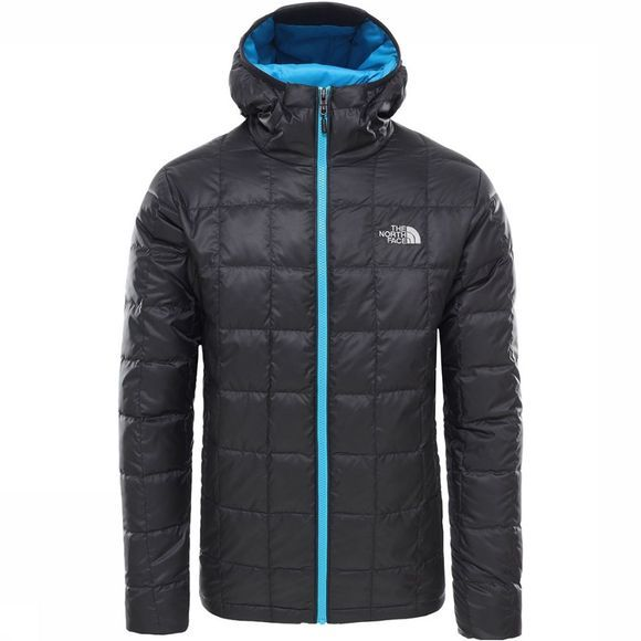 The North Face Kabru HD Dons Jas Zwart/Blauw