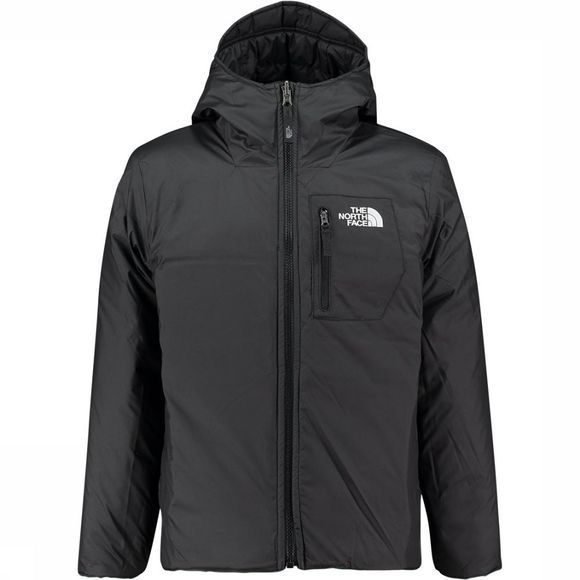 The North Face Reversible Perrito Jas Junior Donkergroen