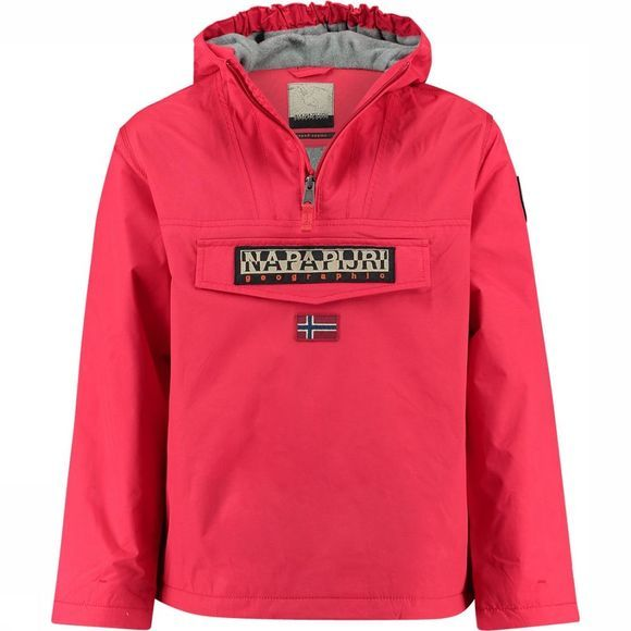 Napapijri Rainforest Anorak Junior Rood