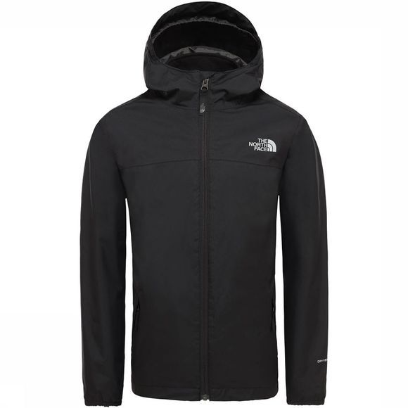 The North Face Elden Rain Triclimate Jas Junior Zwart