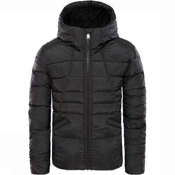The North Face Moondoggy 2.0 Donsjas Junior Zwart