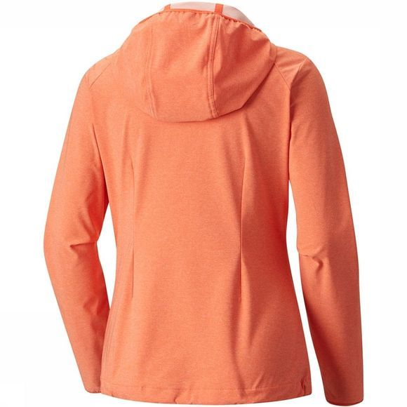 Columbia Heather Canyon Softshell Jas Roest