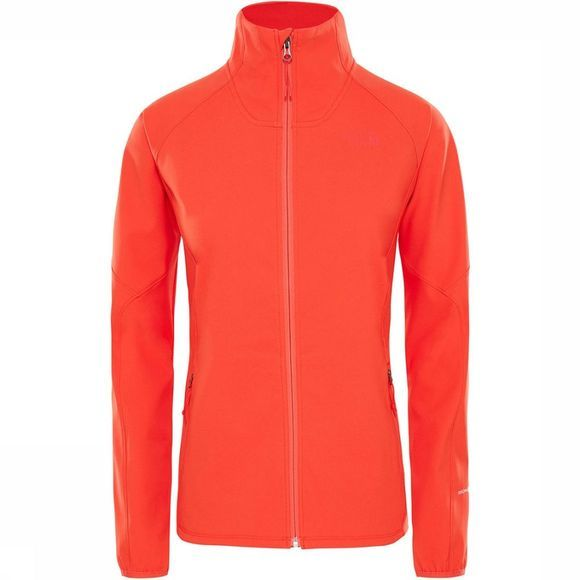 The North Face Apex Nimble Jas Dames Rood