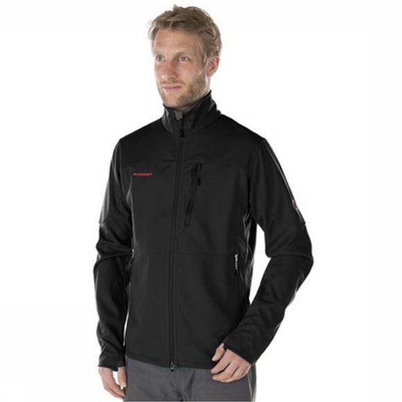 Mammut Ultimate Softshell Jas Zwart