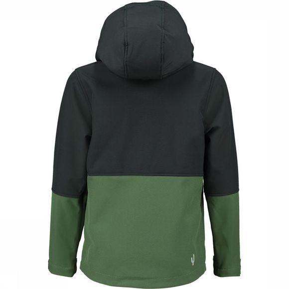 Ayacucho Visconsin Softshell Junior Groen/Zwart