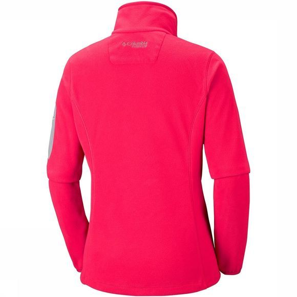 Columbia Titan Pass  II 1.0 Fleece Dames Middenrood