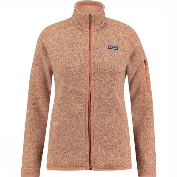 Patagonia Better Sweater Fleece Dames Middenroze