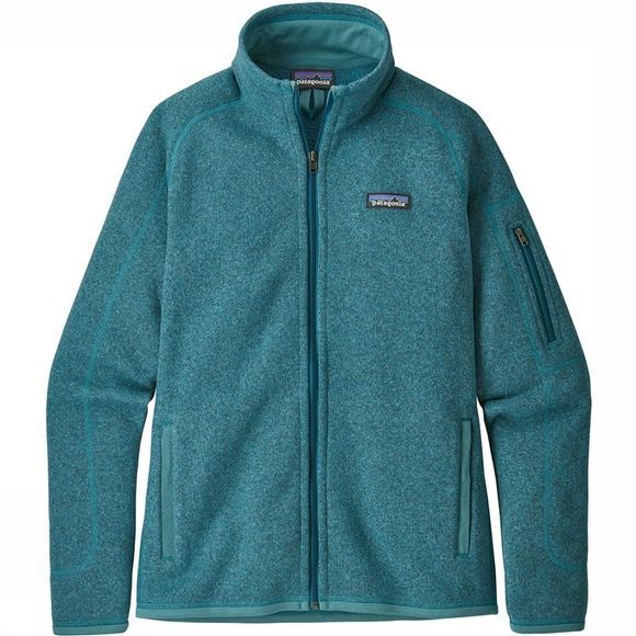 Patagonia Better Sweater Fleece Dames Donkerblauw