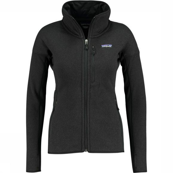 Patagonia Performance Better Sweater Vest Dames Zwart