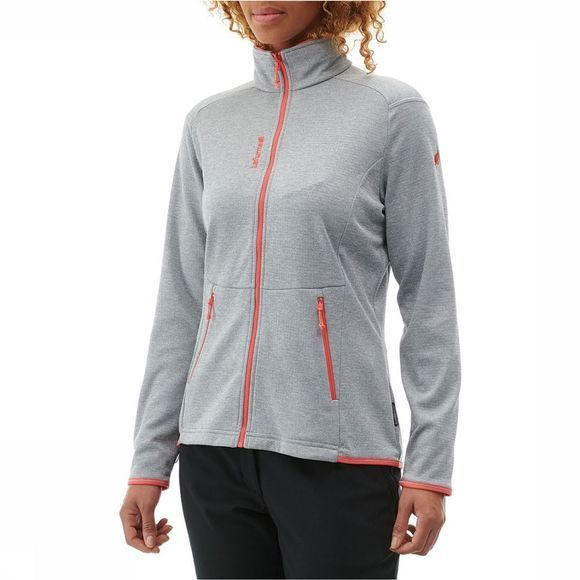 Lafuma Shift Fleece Zip Dames Lichtgrijs Mengeling