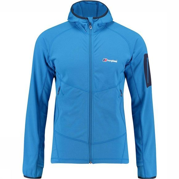 Berghaus Pravitale Light 2.0 Fleece Blauw