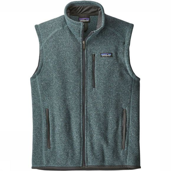 Patagonia Better Sweater Bodywarmer Jeansblauw