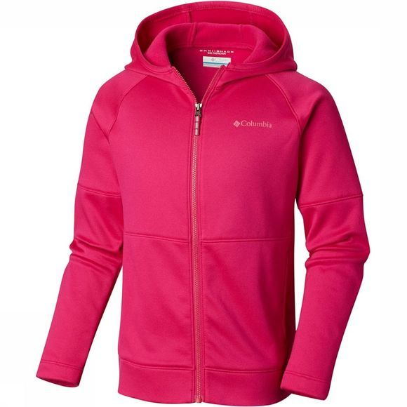 Columbia Everyday Easy Full Zip Fleece Kids Donkerroze