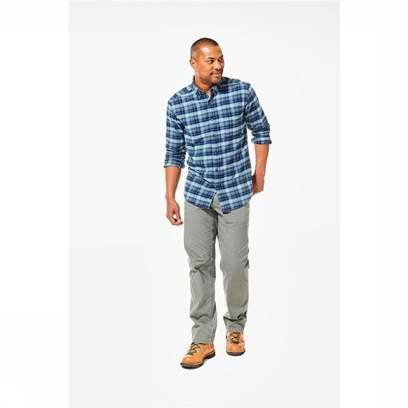 Royal Robbins Lieback Flannel Shirt Middengrijs