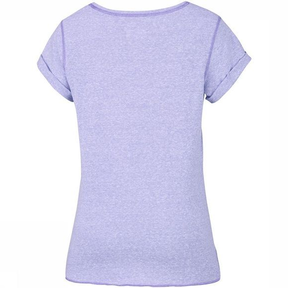 Columbia Trail Shaker SS T-Shirt Dames Lichtpaars